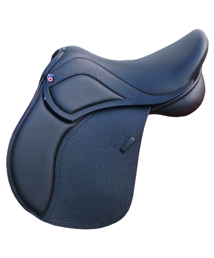 DLF SJ Saddle Black